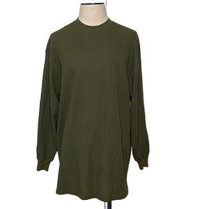 Galaxy Athletic Sport Gear Green Sweatshirt 4XL